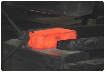 Bar & Block Forging